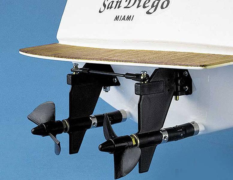 San Diego Mega Yacht. 1270 mm. Byggesett m/ferdigskrog.